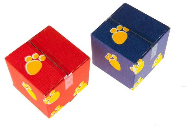 Technical Pet Lovebird wool trundle bed box