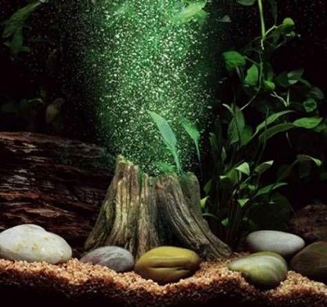 Consejos para decorar un acuario sin plantas tiendanimal for Peces artificiales para acuarios