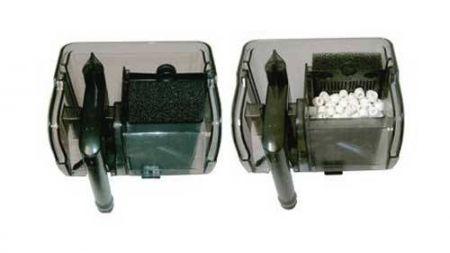 Cómo limpiar el filtro de tu pecera