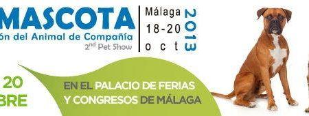 Nos vemos en la feria Mimascota de Málaga