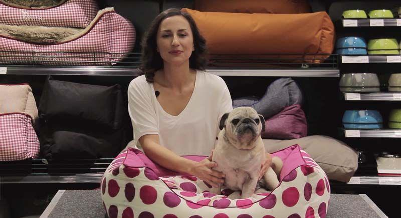 Camas para perros y gatos reversible TK-Pet