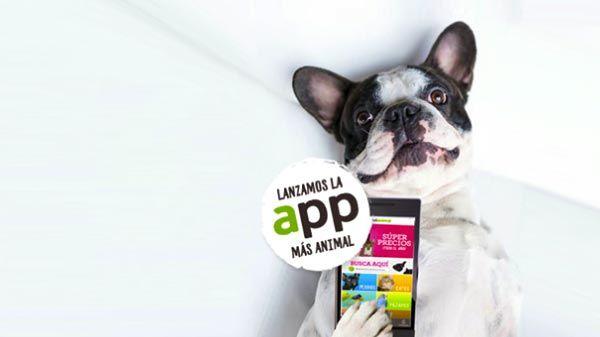 ¡Descubre la nueva App de Tiendanimal!