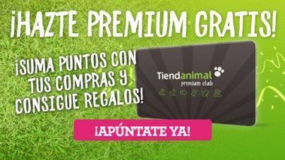 Programa de Fidelización Tiendanimal Premium Club