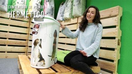 Análisis: Contenedor de comida para perros