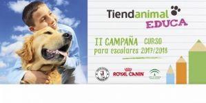"II Concurso literario ""Tiendanimal Educa"""