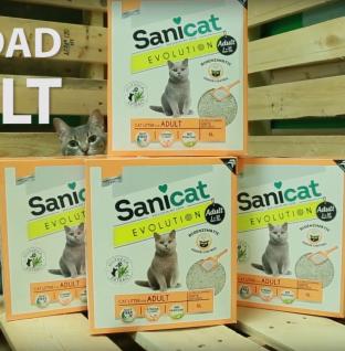 Análisis: Arena para gatos Sanicat Evolution