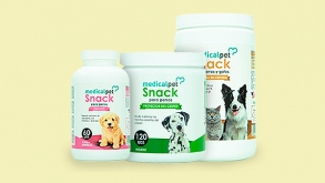 Snacks nutraceúticos Medicalpet