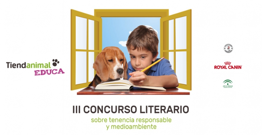 III Concurso literario «Tiendanimal Educa»