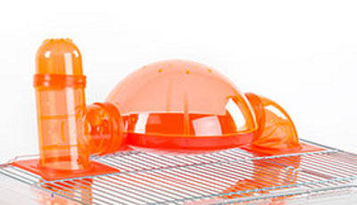 Cage for hamster Pet Plastic Technical Overview