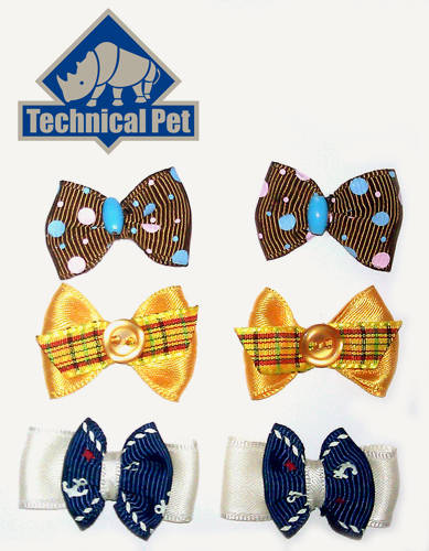 technical pet lacitos lazos ties bow