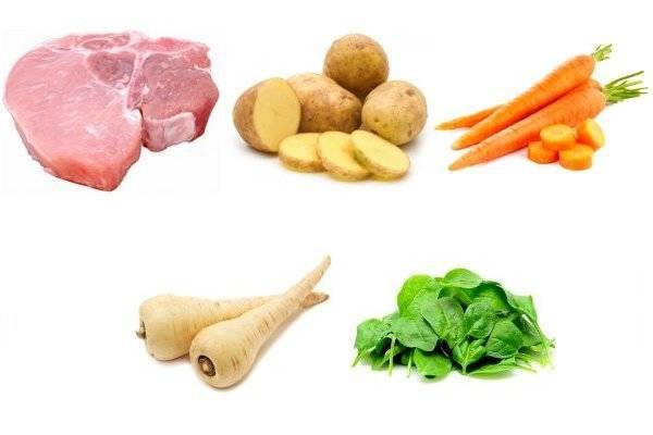 High Calcium Food For Dogs Carrot