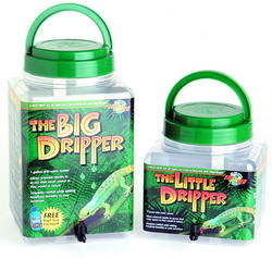 little dripper big dripper sistema goteo camaleones