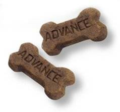Advance Baby protect puppy snack crackers for puppies