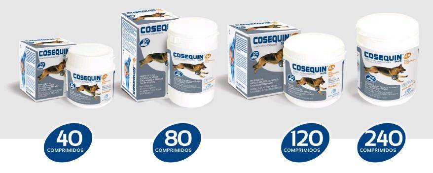 Cosequin taste has with hyaluronic acid condroportector dogs