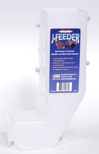 Dispensador de comida para hurones J-Feeder marshall