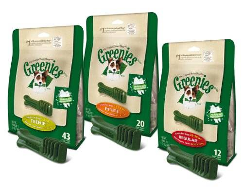 Greenies hueso dental antisarro para perros