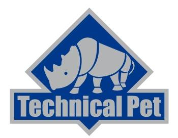 Technical brand pet logo