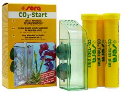 SERA CO2-Tabs plus