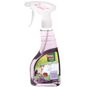 Flavoured cages cleaner Clean Spray