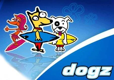 Dogz by rogz surfers for dog collars