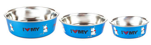 Pet feeder technical steel stainless dogs
