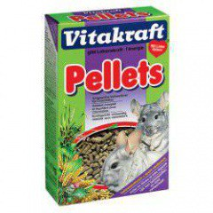 Alimento para Chinchillas Vitakraft Pellets