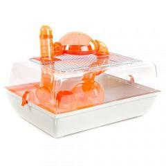 Jaula para hámster TK-Pet Plastic visión panorámica