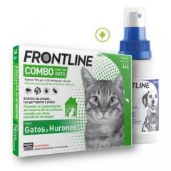 Súper pack antiparasitario para gatos