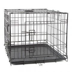 Jaula plegable para perros TK-Pet