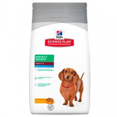 Hill's Science Plan Perfect Weight Canine Mini pienso para perros