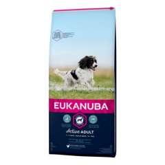 Eukanuba Adult Mantenimiento Razas Medianas