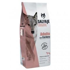 Pienso para perros adultos Salvaje Original con cordero