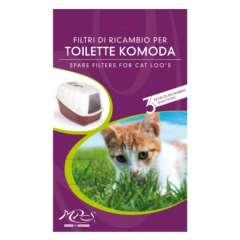 Filtros para bandejas sanitarias TK-Pet Hera y Diana