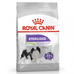 Royal Canin XSmall Sterilised pienso para perros esterilizados mini