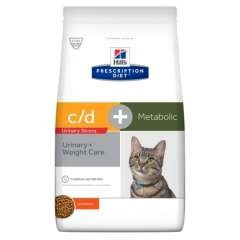 Hill´s Prescription Diet c/d Urinary Stress + Metabolic pienso para gatos