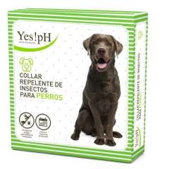 Collar repelente de insectos para perros Yes!pH