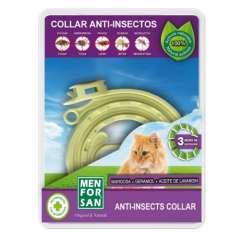 Menforsan collar anti insectos para gatos