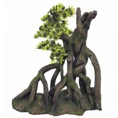 Decoración de acuarios Rainforest bonsai