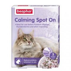 Pipetas relajantes Calming Spot On para gatos