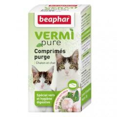 Antiparasitario interno natural Beaphar gatos