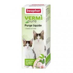Antiparasitario interno líquido Beaphar gatos