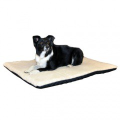 Cama ortopédica con termostato para mascotas