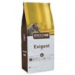 Pienso para gatos exigentes Breed Up Exigent