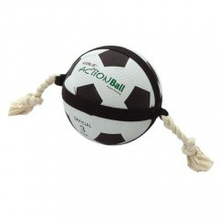 Pelota con cuerdas Action Ball para perros
