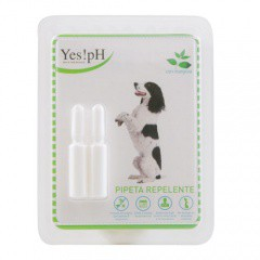 Pipeta repelente de insectos para perros Yes!pH