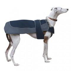 Chubasquero para perros X-Trek azul