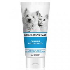 Champú para pelo blanco Frontline Pet Care