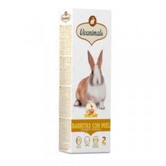 Barritas con miel para conejos Vivanimals