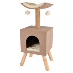 Rascador ondulado para gatos TK-Pet Amelia