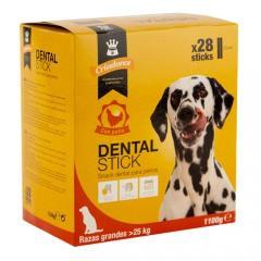 Criadores Dental Stick pollo para perros grandes